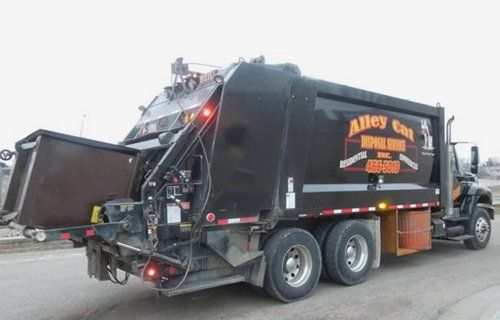 Alley-Cat Disposal Service Inc - Garbage collection ...