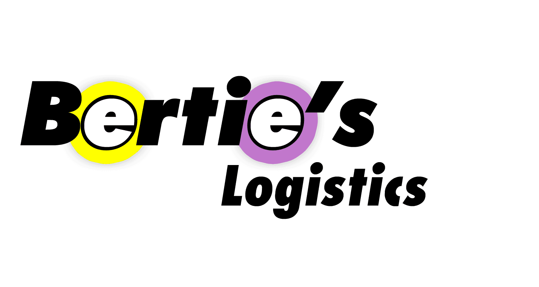 Berties Logistics logo