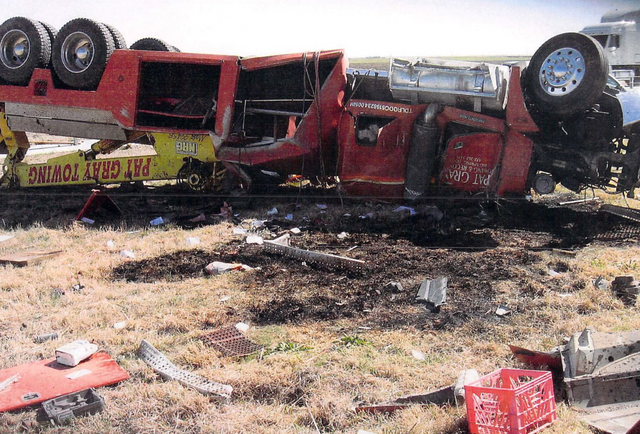 Truck Wrecks   Trucking Accident Lawyer in Odessa, Midland, & Pecos