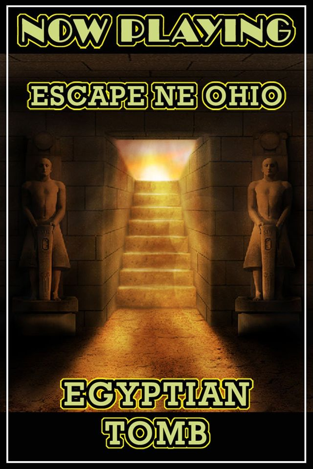 Escape NE Ohio - Egyptian Tomb