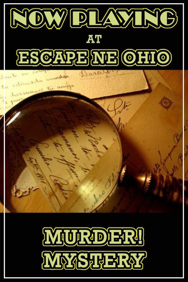 Escape NE Ohio - Murder!