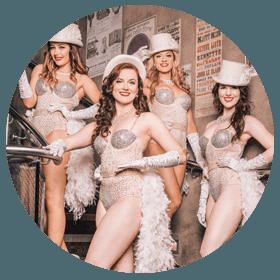 Burlesque production shows