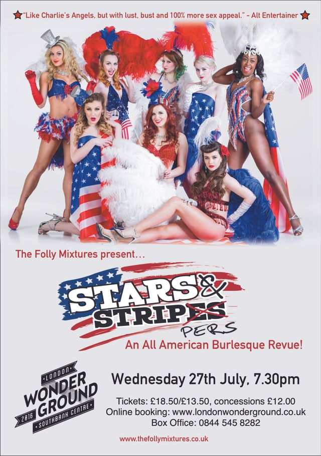 All American Burlesque Revue