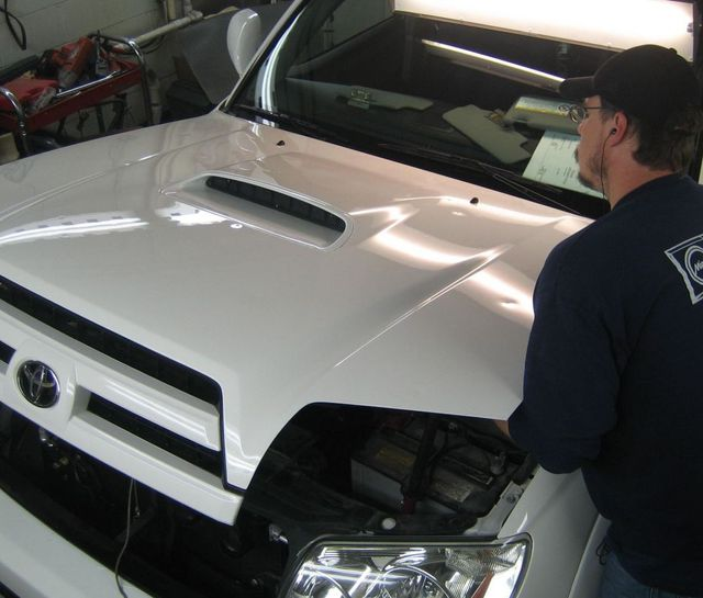 Paintless Dent Repair  Hail Repair in Lincoln, NE