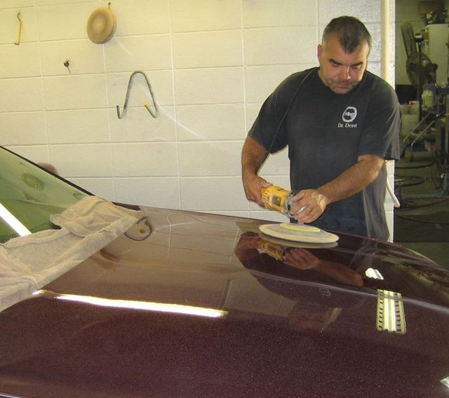 Car owner is happy with tinting in Lincoln, NE