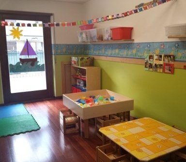 scuola per l'infanzia, attività ricreative, attività per bambini