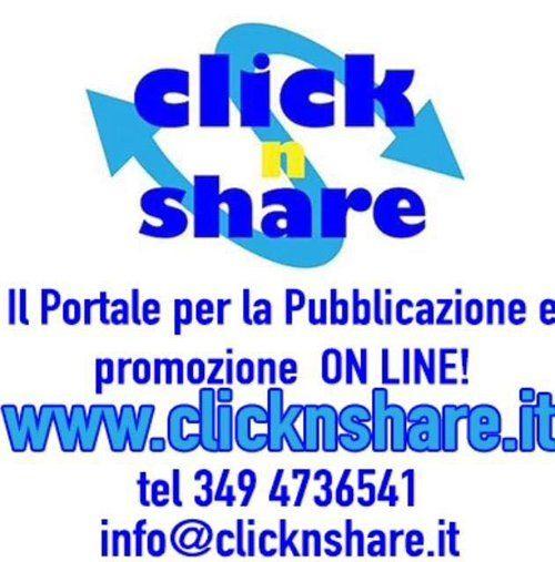 CLICK N SHARE il portale per la pubblicazione e promozione ONLINE