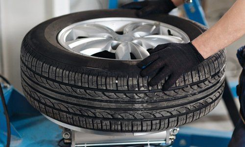 Motorcycle Tyre Fitting Southampton