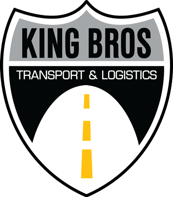King Bros Transport & Logistics Logo