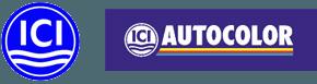 ICI and Autocolour logos