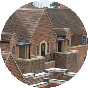 Heritage roofing with specialist leadwork