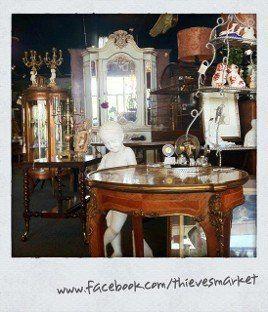 Thieves Market Antiques Estates