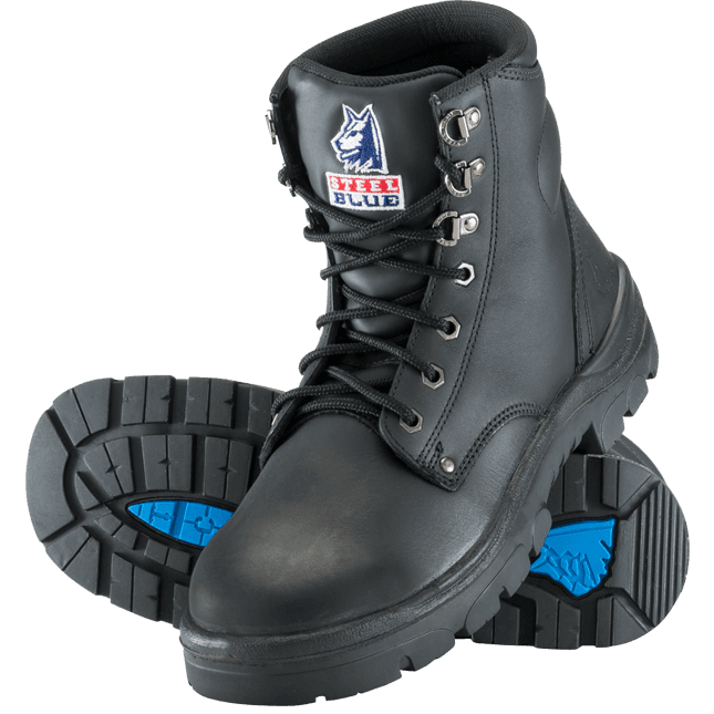 e221bf5f1f7 Steel Blue Work Boots | Work Clobber Bunbury | In Store Now!