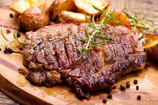bistecca cotta