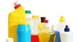Detersivi e solventi in confezioni monouso