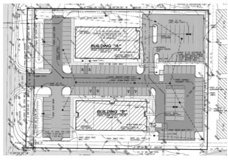 Piera Commons – Site Plan Survey