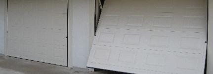 garage con apertura basculante