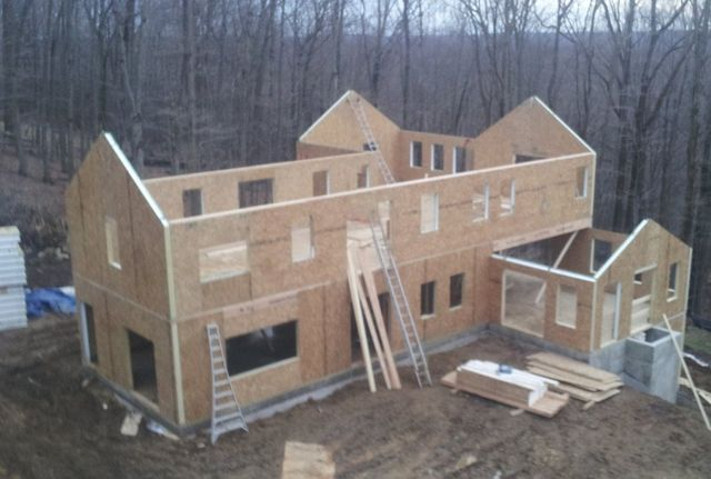 SIP Home Construction & Panels for Westport, Fairfield, Stamford