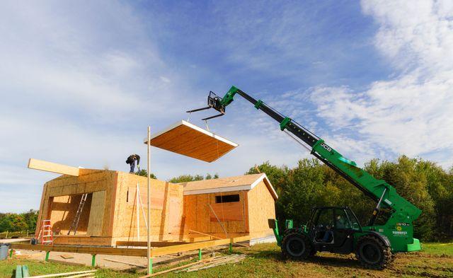 high performance home builder - Westport, Fairfield, Stamford, Greenwich, Danbury CT - SIP Building Solutions