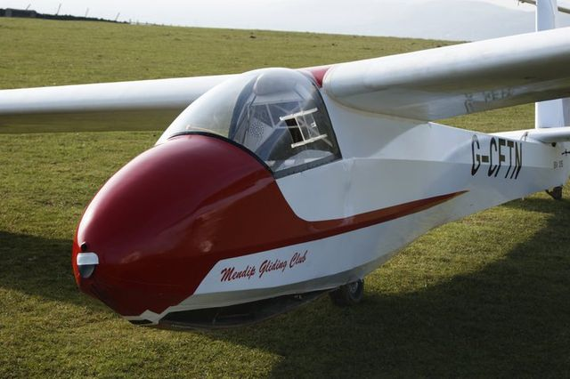 Mendip Gliding Club I about gliding