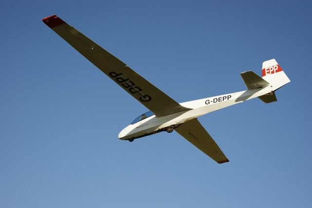 Mendip Gliding Club I about gliding I what is gliding