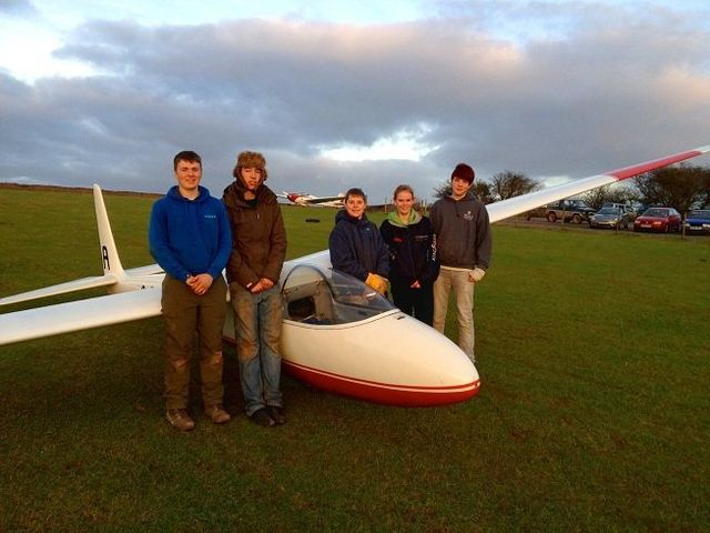 mendip gliding group evening sessions
