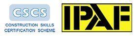 CSCS IPAF logos