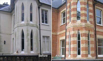 Domestic paint stripping services