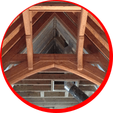oak structure cleaning
