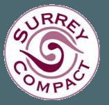 surrey compact logo