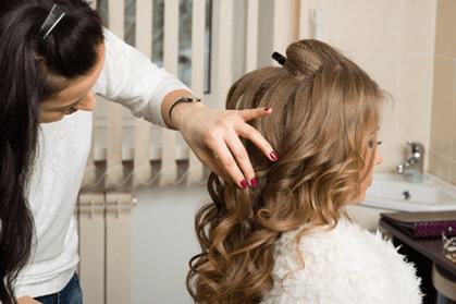 parrucchiera donna