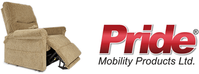 Pride Mobility recliner chair