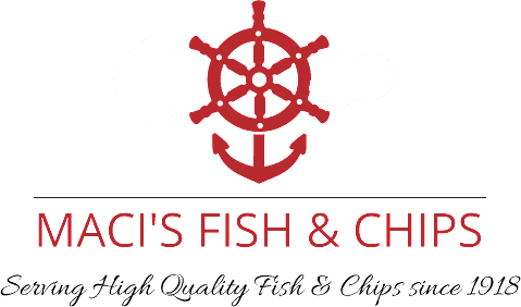 Maci's Fish & Chips Logo