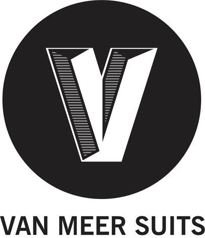 Van Meer Suits  Logo