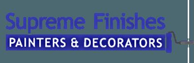 Supreme Finishes logo