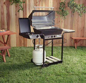 Gas Barbecue Grill Suffolk County