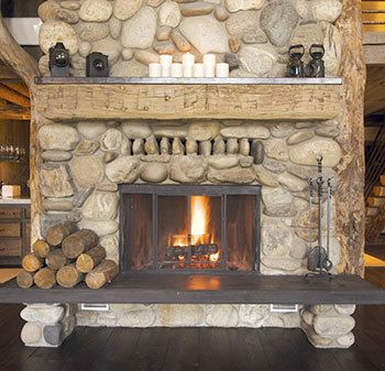 Gas Fireplaces Suffolk County