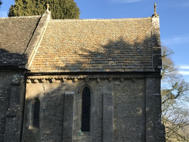Cotswold Stone By G Dowdeswell Amp Sons Roofing Contractors