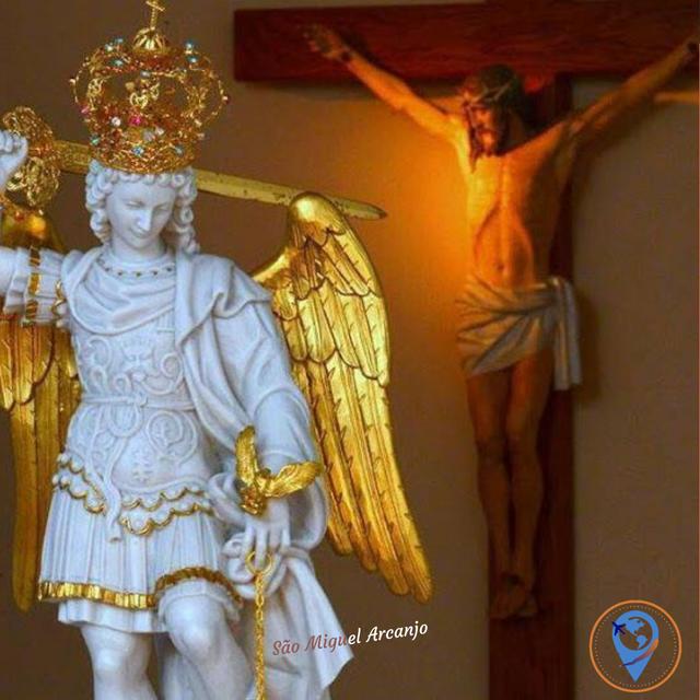 Dia 08 De Maio Comemora Se A Aparição De São Miguel Arcanjo