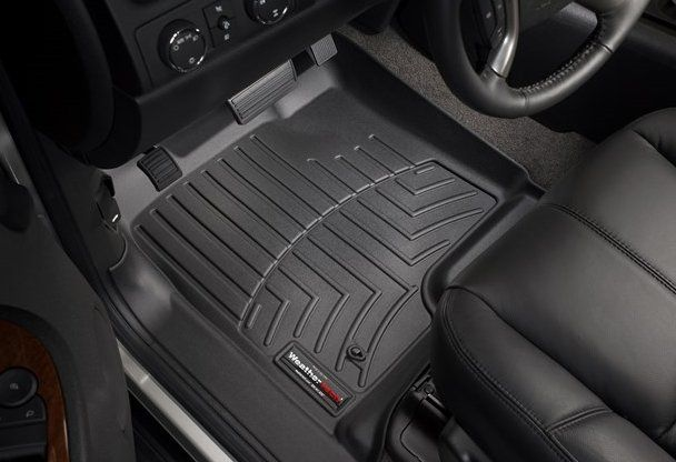 WeatherTech Liners and floor mats
