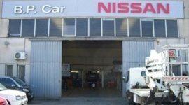 b.p. car nissan