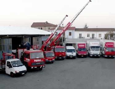 trasporti in italia e all'estero