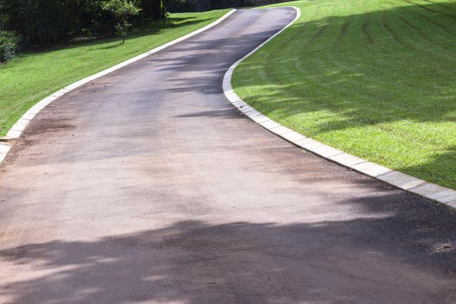 You Have Replaced Your Asphalt Driveway. What Comes Next?