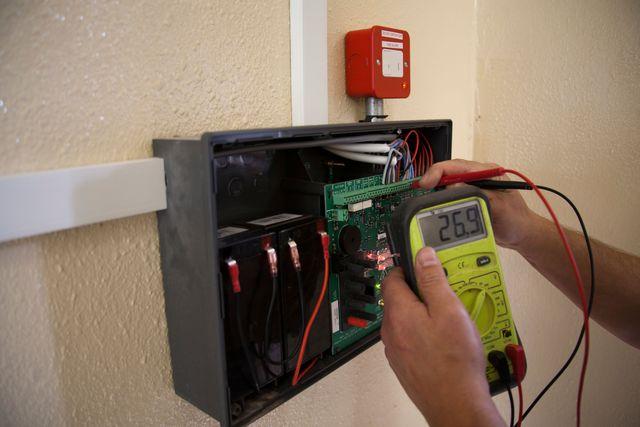 fire system maintenance