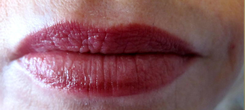 Placerville Permanent Makeup lips after