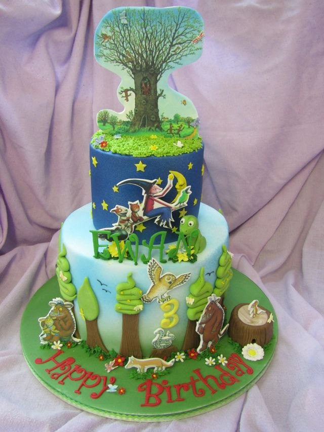 Types Of Kids Cakes We Bake