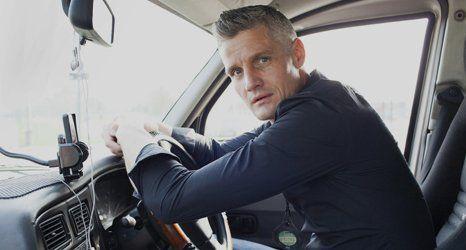 Albion Car driver