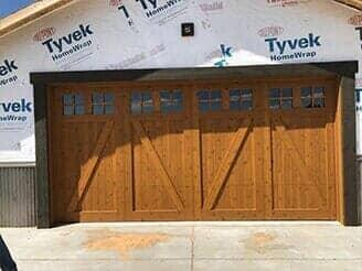 High Quality Empty Car Garage U2014 Garage Doors In Billings, MT