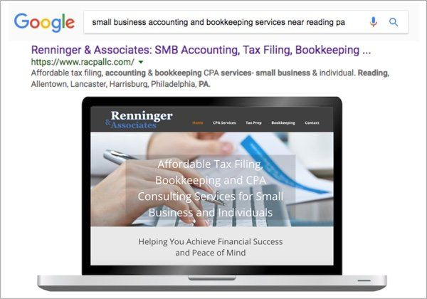 Internet Marketing Agency-Reading, Philadelphia, Allentown, Lancaster