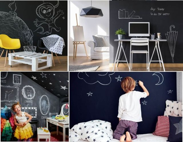 Vernici Cameretta Bambini : Idee su e come dipingere la cameretta
